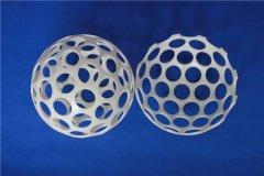 塑料多面空心球,塑料多面空心球填料