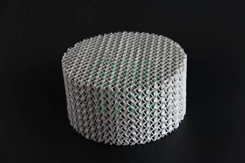 陶瓷波纹填料优异性能