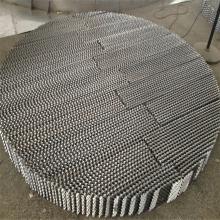 双层丝网波纹填料特点