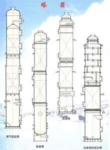 填料吸收塔设计