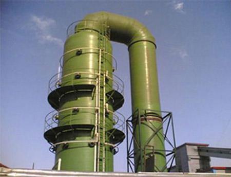 脱硫塔高效除雾技术的探究